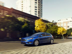 The 2015 Ford Focus will build on the success of its highly sought after predecessor as it strives to retain best-selling status. (PRNewsFoto/Wiscasset Ford)