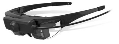 Vuzix Announces Advanced STAR 1200 XL See-Through Augmented Reality Glasses.  (PRNewsFoto/Vuzix Corporation)