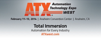 ATX West at Anaheim Convention Center.  (PRNewsFoto/UBM Canon)