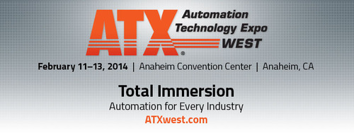 ATX West at Anaheim Convention Center. (PRNewsFoto/UBM Canon) (PRNewsFoto/UBM CANON)