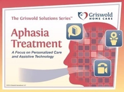 Aphasia Treatment - Griswold Home Care (PRNewsFoto/Griswold Home Care)
