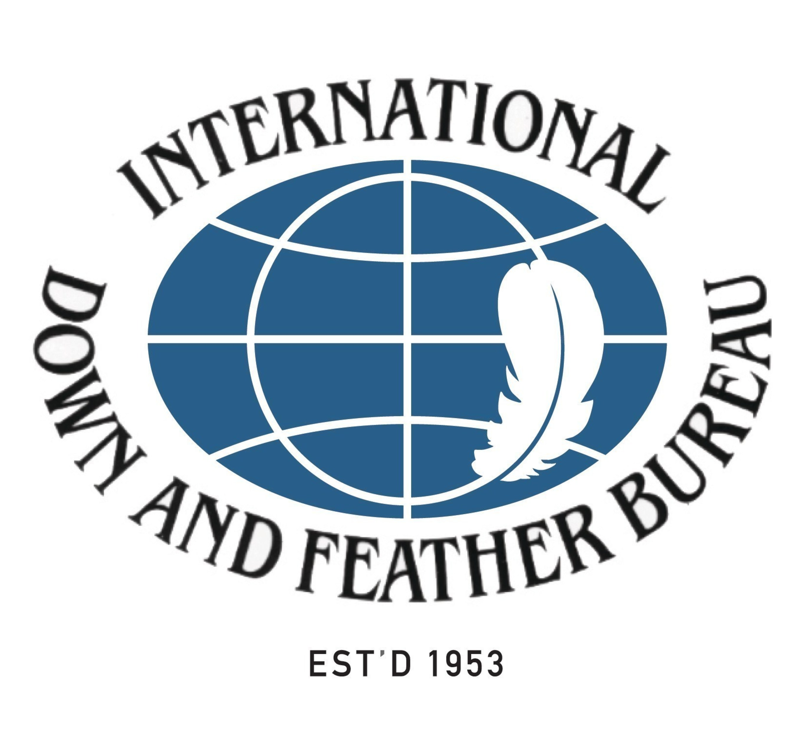 Logo of the International Down and Feather Bureau
