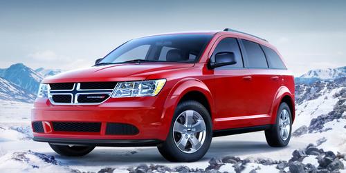 2014 Dodge Journey SE V-6 AWD. (PRNewsFoto/Chrysler Group LLC) (PRNewsFoto/CHRYSLER GROUP LLC)