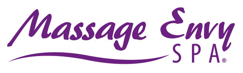 Massage Envy logo.  (PRNewsFoto/Massage Envy)