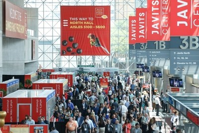 Summer Fancy Food Show attracted 47,000 specialty food professionals.