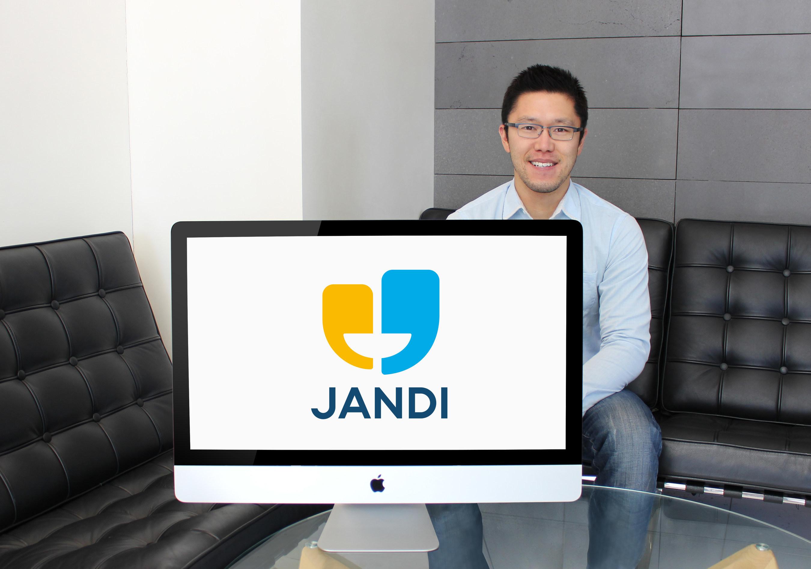 Imagenes De Jandi toss lab, the creators of enterprise communication platform