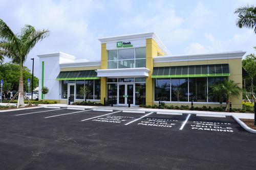 TD Bank Announces Energy-Saving Monitoring Data For Net-Zero Store