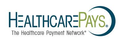HealthcarePays Logo. (PRNewsFoto/HealthcarePays, Inc.) (PRNewsFoto/HEALTHCAREPAYS, INC.)