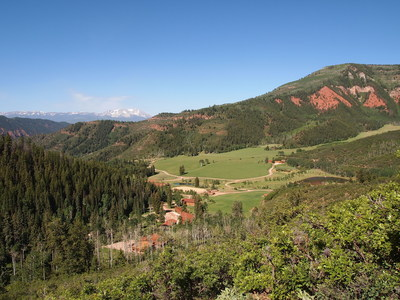 610+ acre ranch near Aspen, Colorado was originally offered for $49.5M