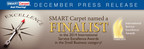 SMART Carpet Named a Small Business Category Finalist in the 2014 International Service Excellence Awards