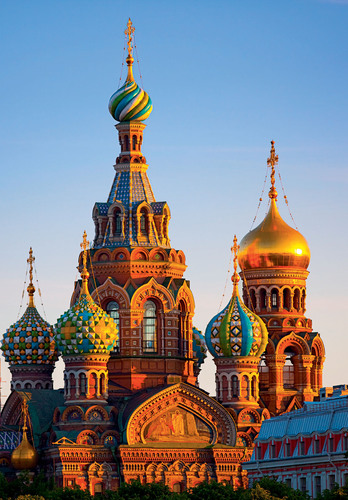Crystal Cruises' 2013 Northern Europe cruises include two consecutive overnights in St. Petersburg on many voyages.  (PRNewsFoto/Crystal Cruises)