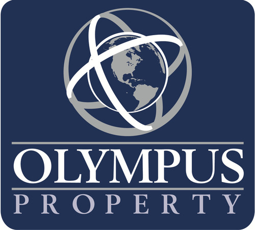 Olympus Property Logo.  (PRNewsFoto/Olympus Property)