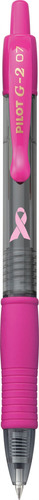 Pilot Pen is raising awareness during Breast Cancer Awareness Month with three of its bestselling pens ...