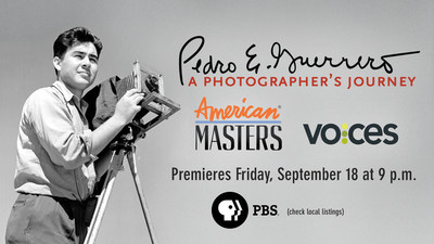 American Masters - Pedro E. Guerrero: A Photographer's Journey premieres Friday, September 18 at 9 p.m. on PBS (check local listings)