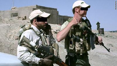 Security Forces. (PRNewsFoto/Corporate Whistleblower Center)