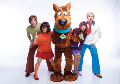 Courtesy of Warner Bros. Consumer Products/Life Like Entertainment: Scooby-Doo Live Musical Mysteries stage show to launch North American tour in January 2013; (TM) & (C) Hanna-Barbera.  (s12).  (PRNewsFoto/Warner Bros. Consumer Products)