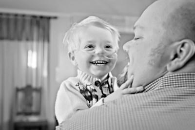 Hunter Erb, age 4Congenital Heart Defect Survivor