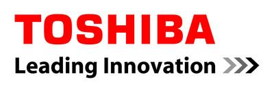 Toshiba Corporation logo (PRNewsFoto/Toshiba America Electronic)