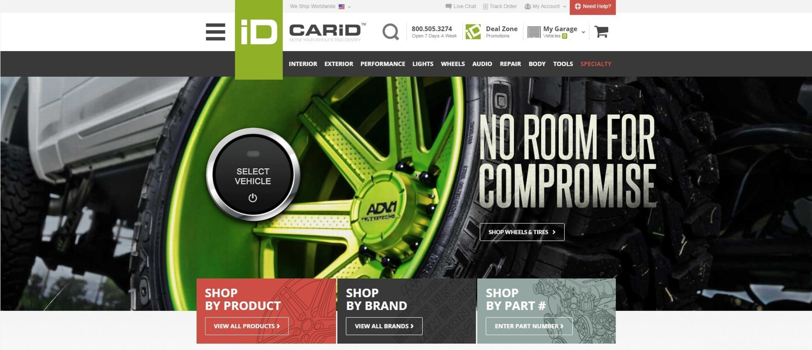 CARiD.com Announces the Launch of Their Redesigned Website & Shopping Experience