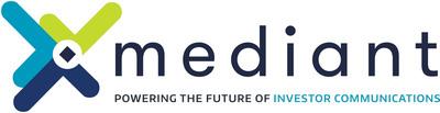 Mediant Communications Logo.