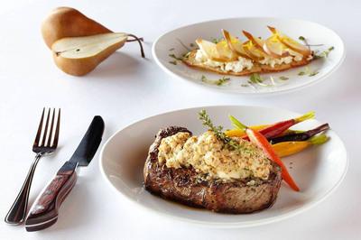 Fleming's Prime Steakhouse & Wine Bar Debuts Taste the Season Two Course Prix Fixe Fresh, market flavors mark creative winter dinner.  (PRNewsFoto/Fleming's Prime Steakhouse & Wine Bar)