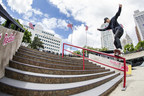 Nyjah Huston took first place at Red Bull Hart Lines 2016 in Detroit on Sunday, May 15.