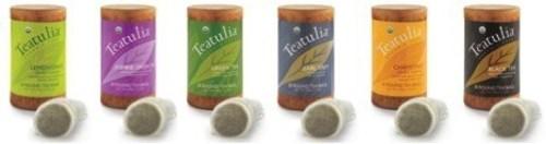 Teatulia Organic Teas 30 count, fine cut line of teas (PRNewsFoto/Teatulia Organic Teas)