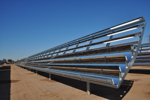SRP and SunPower Dedicate Completed C7 Tracker Solar Power System at ASU Polytechnic Campus
