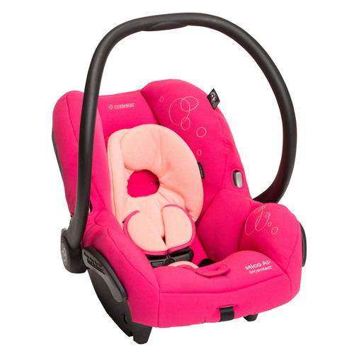 All New Maxi-Cosi Mico AP Infant Car Seat Features Dorel's Patented Air Protect Side Impact