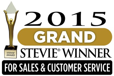 VIZIO SALES & CUSTOMER SERVICE TEAM WINS 8 STEVIE(R) AWARDS