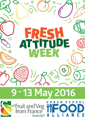 Urban School Food Alliance Celebrates Fresh Attitude Week