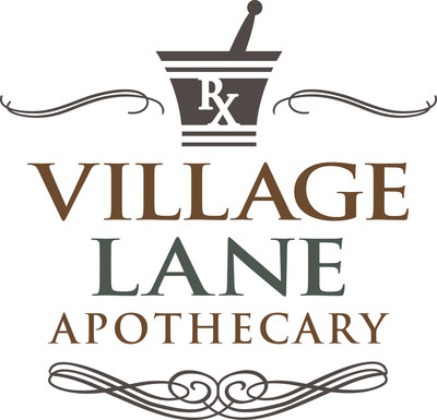 Village Lane Apothecary Logo