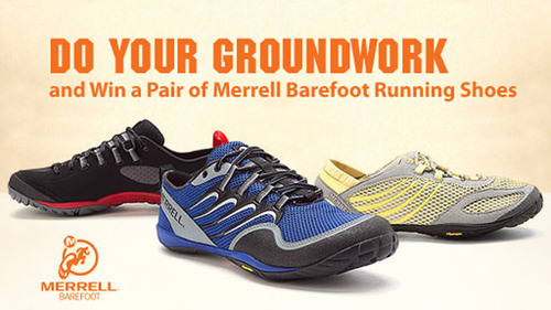 Onlineshoes.com Gets Back to Basics in Merrell Barefoot Giveaway