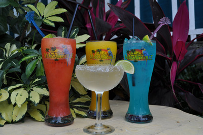 Jimmy Buffett's Margaritaville Celebrates National Margarita Day On February 22nd.  (PRNewsFoto/Jimmy Buffett's Margaritaville)