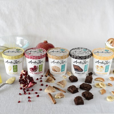 ARCTIC ZERO(R) has announced new flavor additions to its line of low-calorie, low-sugar, lactose-free Fit Frozen Desserts(TM)