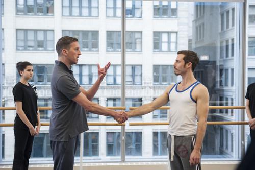 "JW Marriott Hotels and the Joffrey Ballet bring ""Poise & Grace"" To Service Culture (PRNewsFoto/JW Marriott Hotels & Resorts)"