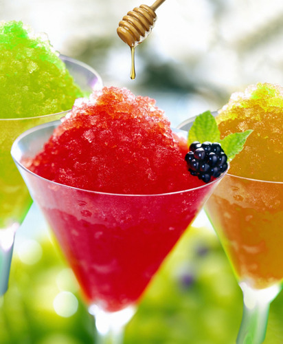 Revisit Your Childhood By Kicking Off Summer With A Traditional, But All-Natural, Honey Raspado