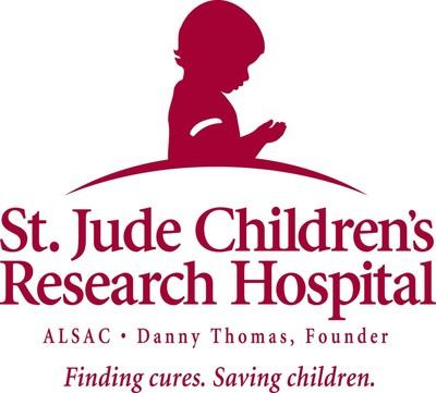 St. Jude Children's Research Hospital Logo. (PRNewsFoto/St. Jude Children's Research Hos)