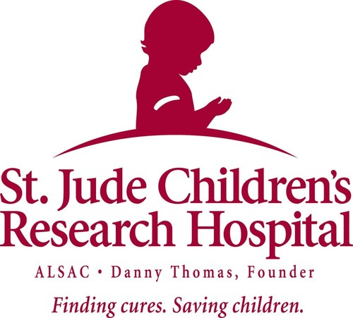 St. Jude Children's Research Hospital Logo. (PRNewsFoto/St. Jude Children's Research Hos)