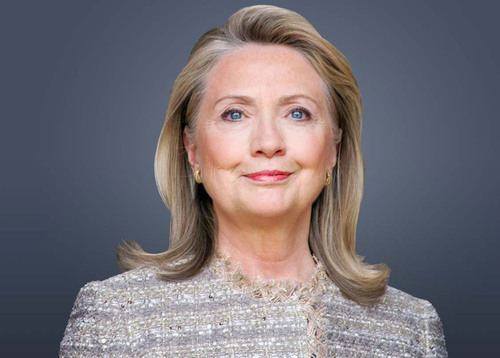 Former Secretary of State Hillary Rodham Clinton is the closing keynote speaker at the 2014 Simmons Leadership ...