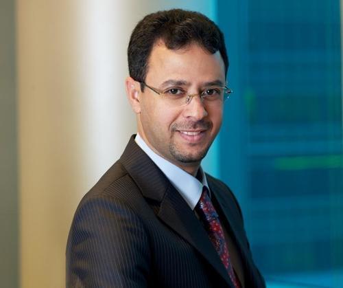 Mr. Waleed Abdulla Rashdan - CEO of Tadhamon Capital (PRNewsFoto/Tadhamon Capital)