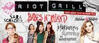 RIOT GRILL: Feminist Punk Rock, Food and Comedy Festival for LGBT Rights created by Celebrity Chef Nadia G Hits Los Angeles in August.