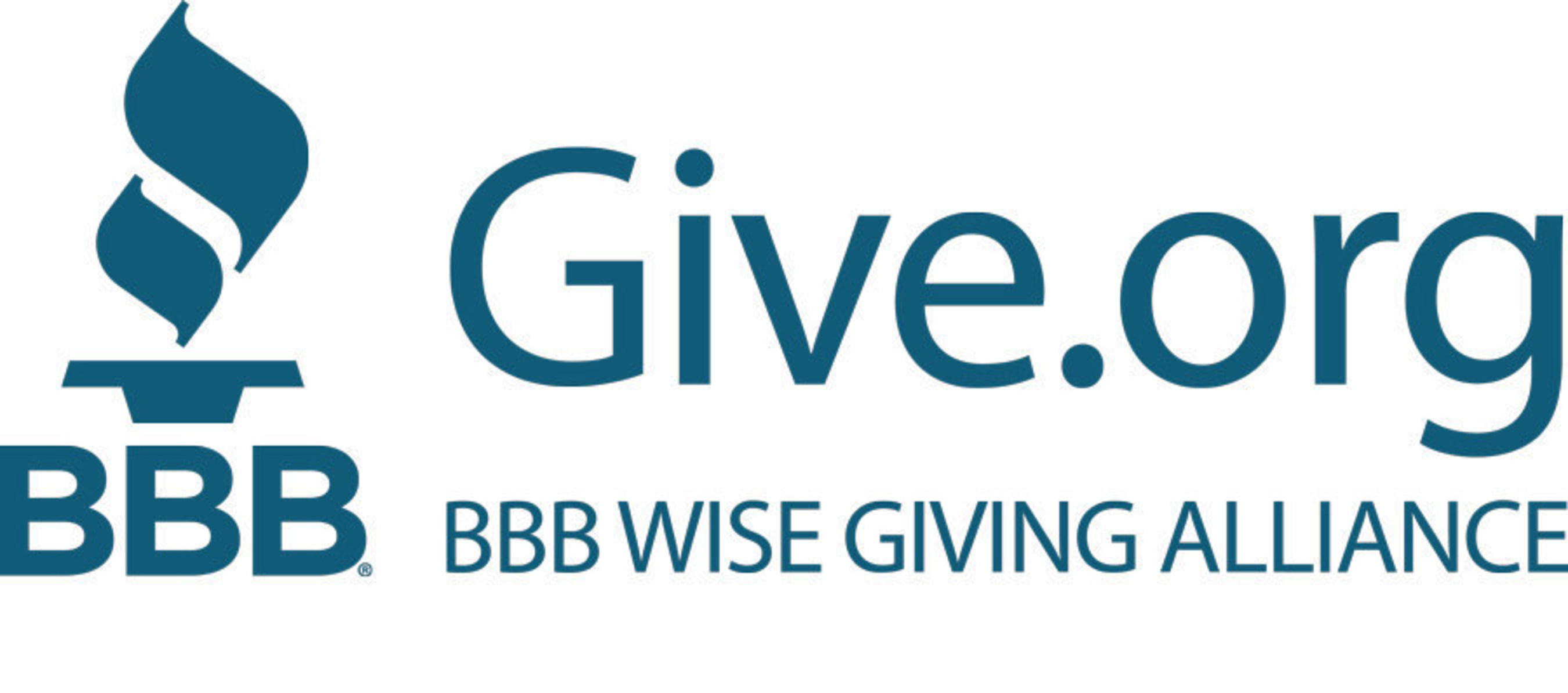 BBB Wise Giving Alliance logo