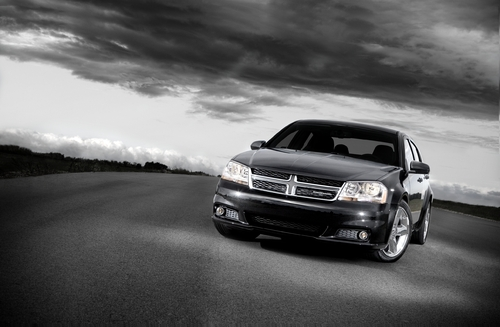An All-new Dynamic for the 2011 Dodge Avenger: A Mid-size Sedan Designed, Engineered for Spirited