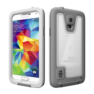 LifeProof fre for Samsung GALAXY S 5 now available. (PRNewsFoto/LifeProof) (PRNewsFoto/LifeProof)