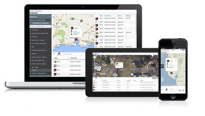 Teletrac GPS Viewer allows companies to monitor real-time vehicle activity directly from any mobile device and browser, 24/7.
