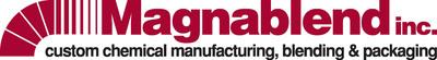Magnablend, logo.  (PRNewsFoto/Univar)