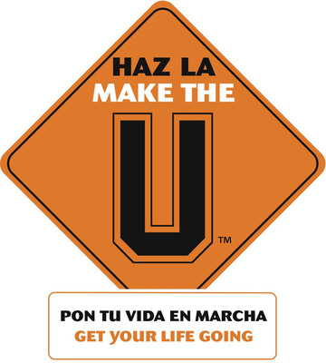"""Haz la U(TM)"" Logo.  (PRNewsFoto/Colgate-Palmolive)"