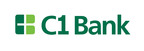 C1 Bank Logo.  (PRNewsFoto/Community Bank & Company)