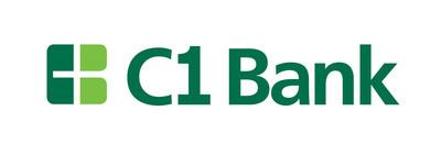 C1 Bank Logo.  (PRNewsFoto/Community Bank & Company)